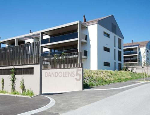 Echandens – Immeubles résidentiels