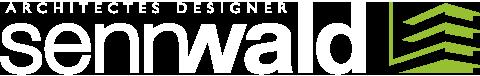 sennwald Architecte Designer Retina Logo