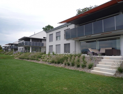 Ecublens – Villas et appartements