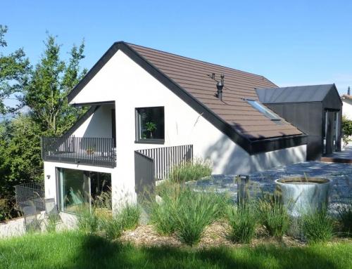 Jouxtens – Villa de 2 logements