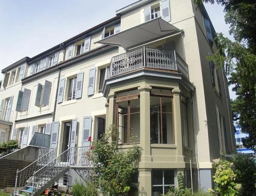 Lausanne – Habitation familiale
